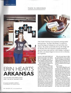 Erin Hearts AR page one