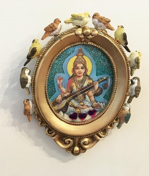 Saraswati  4.5x5.5