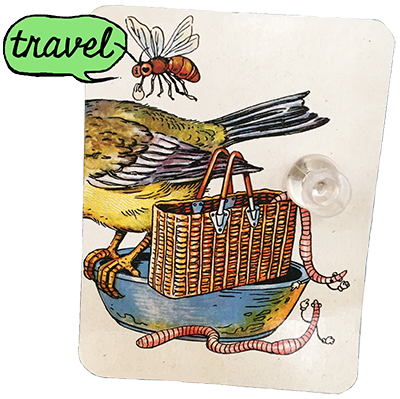 Travel by ELL